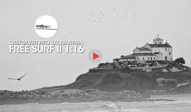 24601Quiksilver Pro Saquarema | Free Surf || 1:16
