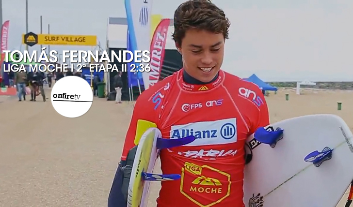 24770Tomás Fernandes na 2º etapa da Liga MOCHE || 2:36