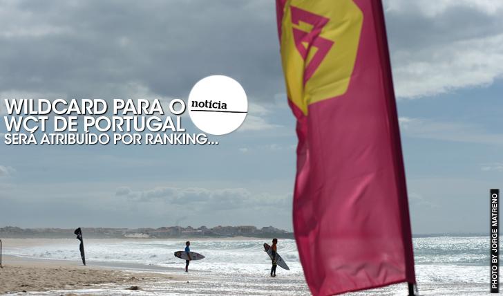 25088Wildcard para o MOCHE Rip Curl Pro Portugal será atribuído por ranking…