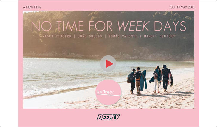 "24577""No time for week days"" by Deeply 