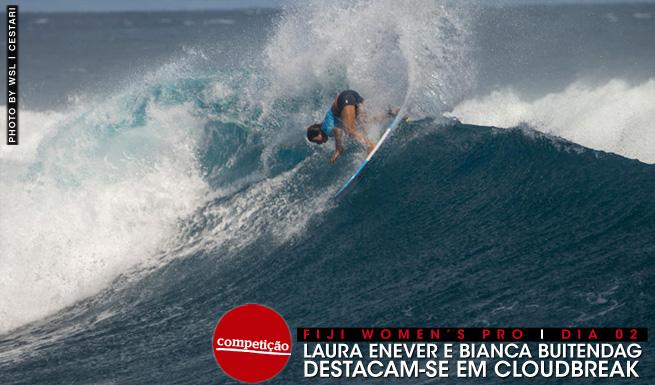25158Laura e Bianca em destaque no Fiji Women's Pro | Dia 2