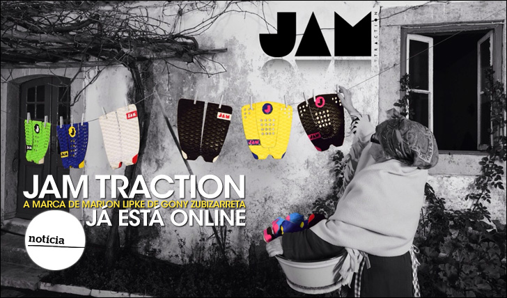 25409Jam Traction, a marca de Marlon e Gony, já está online