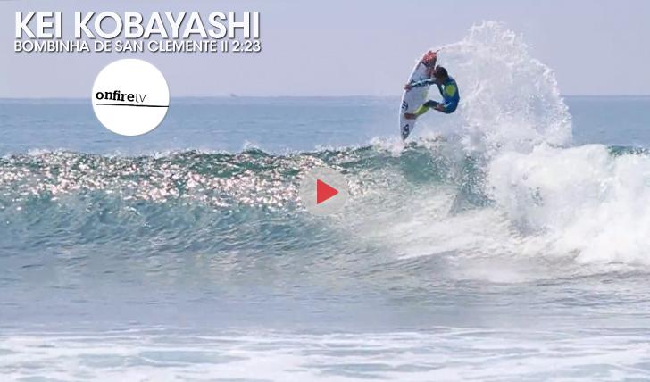 25636Kei Kobayashi | A nova bombinha de San Clemente || 2:23