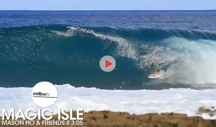 25147Magic Isle | Mason Ho & Friends || 3:05