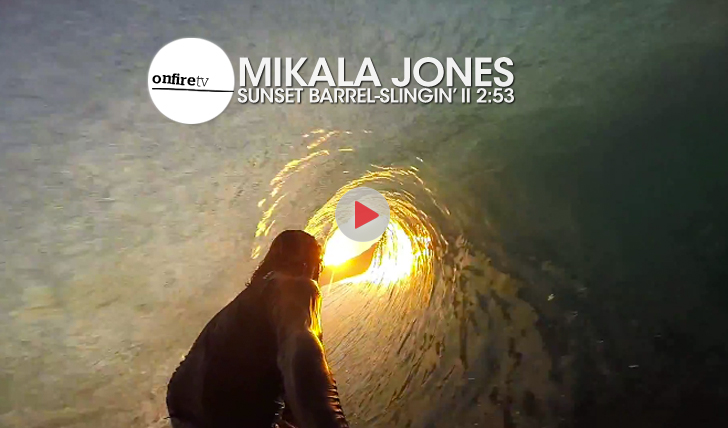 25667Mikala Jones | Sunset Barrel-Slingin || 2:53