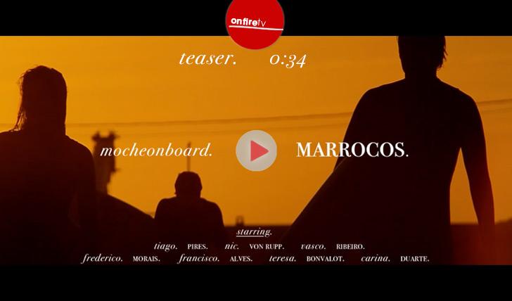25219#MocheOnBoard | Marrocos 2015 | Teaser || 0:34