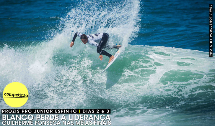 25661Guilherme Fonseca nas meias finais em Espinho | Dias 2 e 3