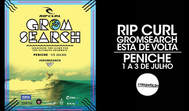 25452O Rip Curl GromSearch está de volta | Peniche 1/3 de Julho