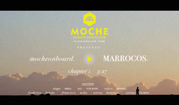 25257#MocheOnBoard | Marrocos 2015 | Chapter I || 3:26