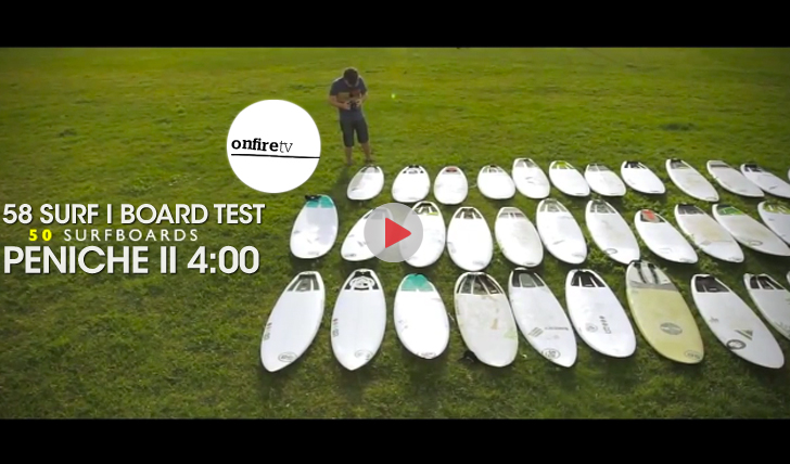 2584358 Surf I Board Test I Peniche || 4:00