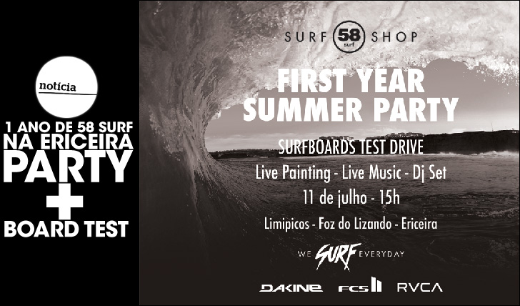 25826First Year Summer Party celebra o primeiro ano de 58 Surf na Ericeira