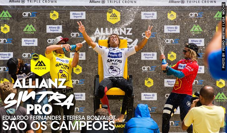 25890Eduardo e Teresa são os grandes vencedores do Allianz Sintra Pro
