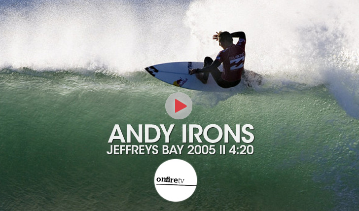 25911Andy Irons | Jeffreys Bay 2005 || 4:20