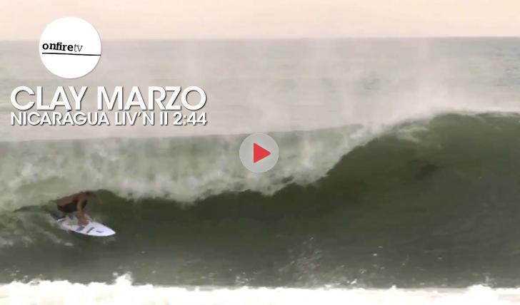25837Clay Marzo | Nicarágua Liv'n || 2:44