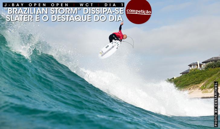 "25878""Brazilian Storm"" dissipa-se no round 1 | J-Bay Open  Dia 1"