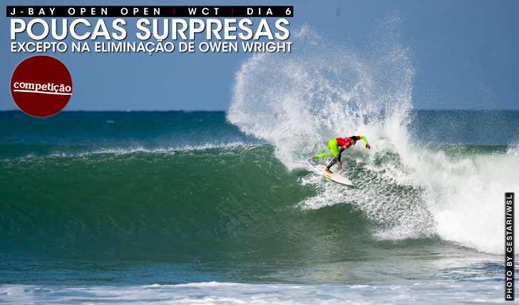 25924Poucas surpresas no JBay Open | Dia 6
