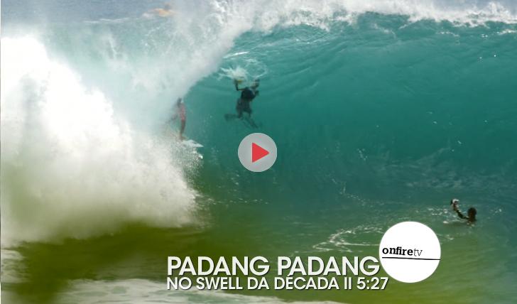 25840O swell da década em Padang Padang || 5:27
