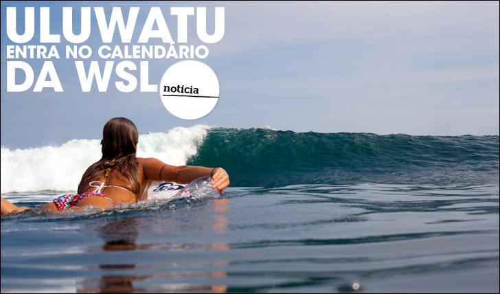25755Uluwatu junta-se ao calendário da WSL