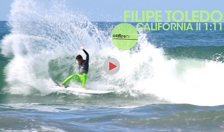 26331Filipe Toledo | Free surf na Califórnia || 1:11