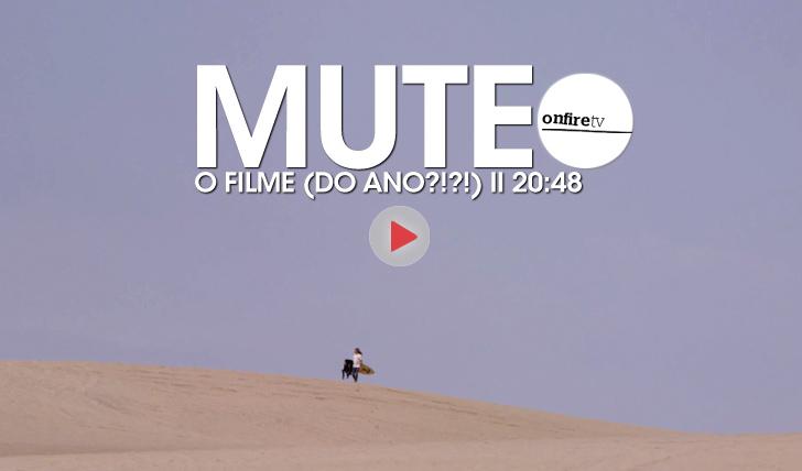 26390MUTE | O Filme (do ano?!?!) || 20:48
