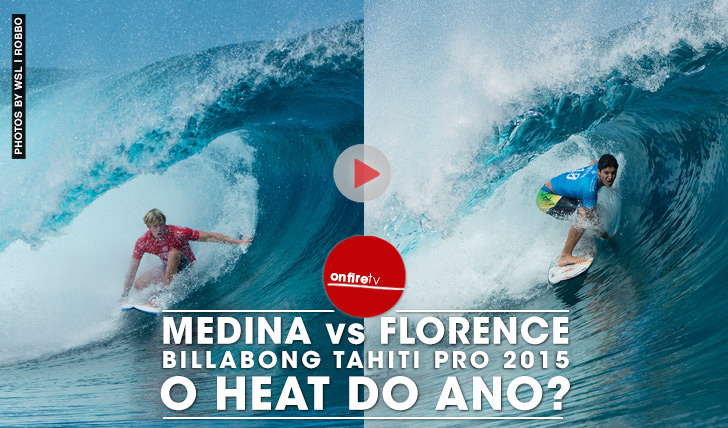 26471Medina vs Florence, o heat do ano? || 11:43