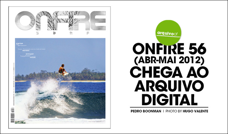 26639ONFIRE 56 | Abril-Maio 2012 || 100 pág.