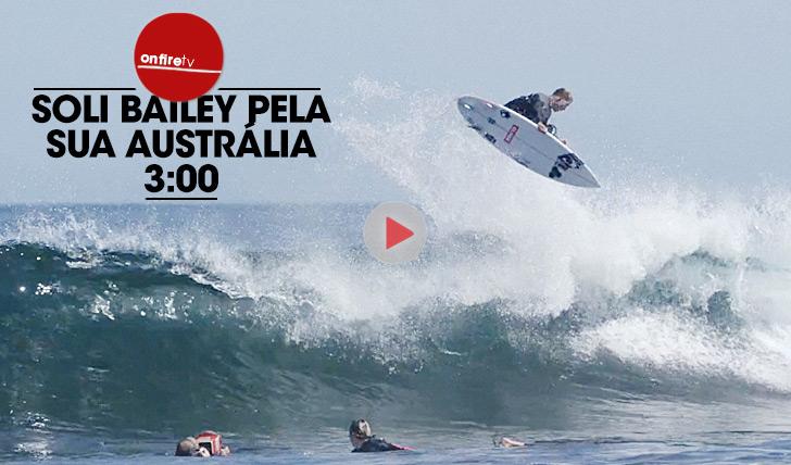 26648Soli Bailey pela sua Austrália II 3:00