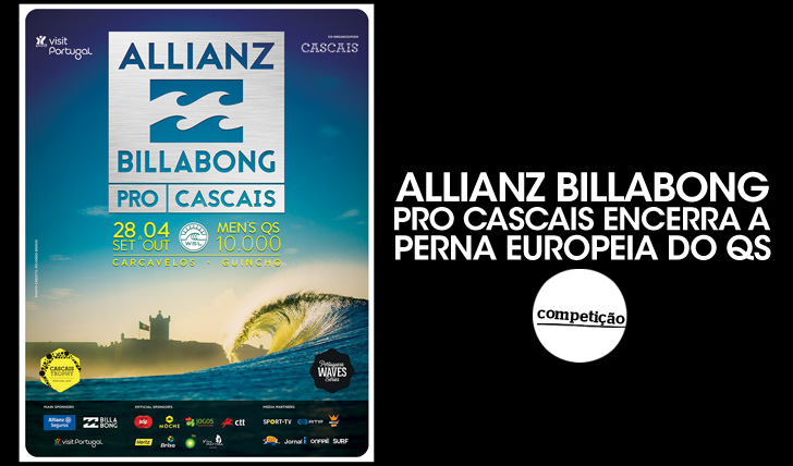 26985Allianz Billabong Pro Cascais encerra perna europeia do QS
