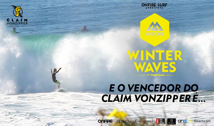 27010MOCHE Winter Waves | 2ª temporada | E o vencedor do Claim VonZipper é…
