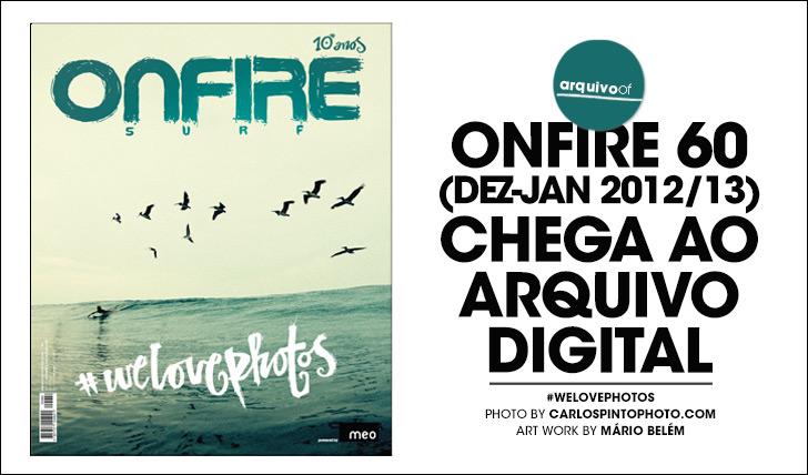 27053ONFIRE 60 | Dez-Jan 2012/13 || 84 pág.