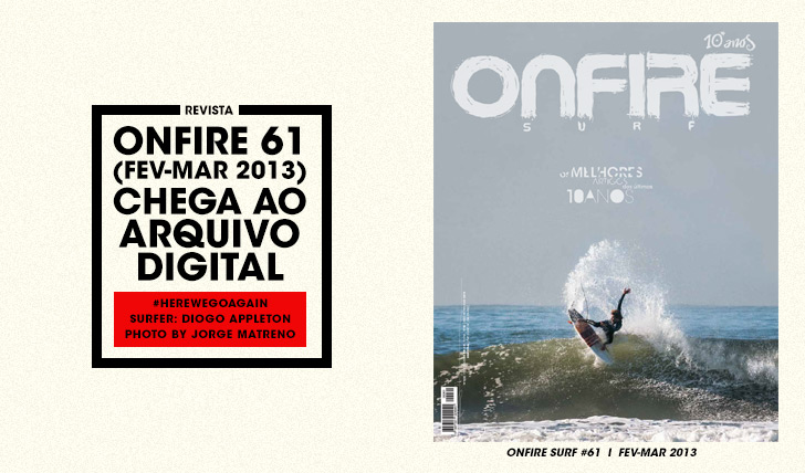 27462ONFIRE 61 | Fev-Mar 2013 || 84 pág.