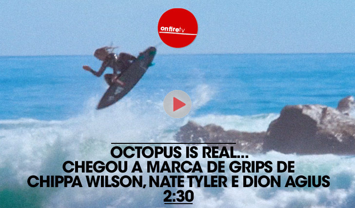 26948Octopus… a marca de acessórios de Chippa Wilson, Dion Agius e Nate Tyler II 2:30