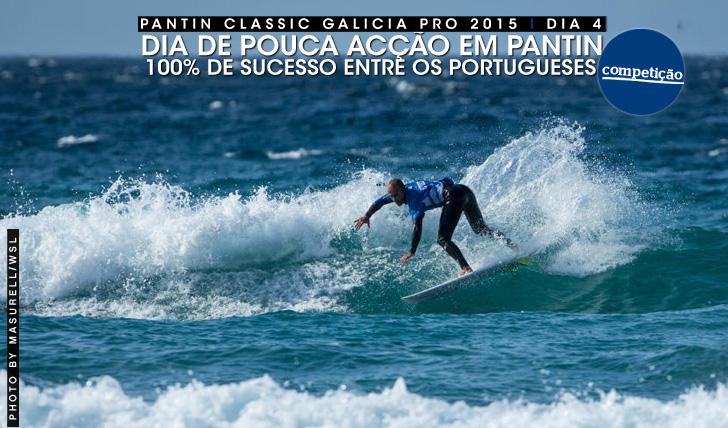 26878100% de sucesso entre os portugueses em Pantin | Dia 4
