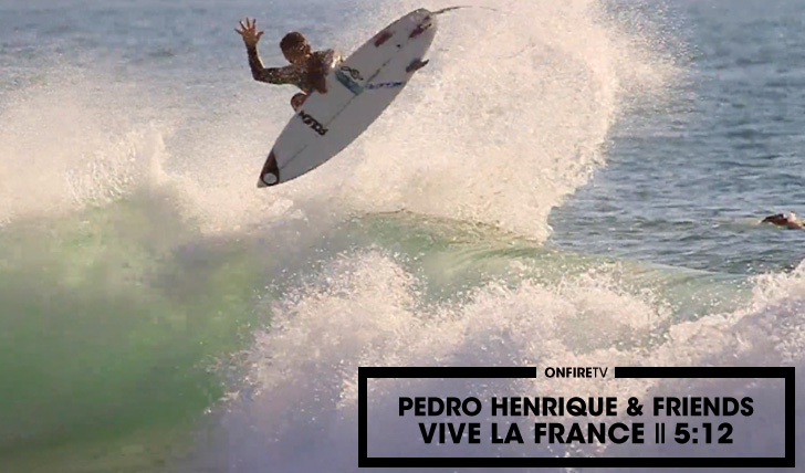 27441Pedro Henrique & Friends | Vive La France || 5:12