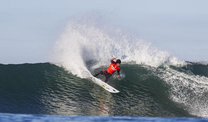 Toledo usou mais o power surf que o surf áereo no últimodia.