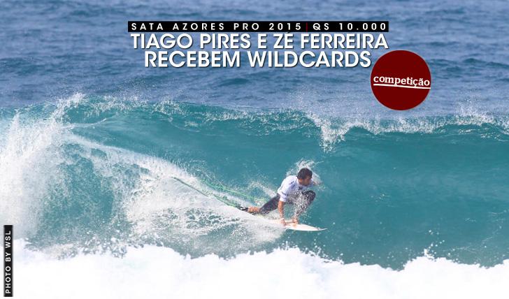 26801Ferreira e Pires recebem wildcards para o Sata Azores Pro