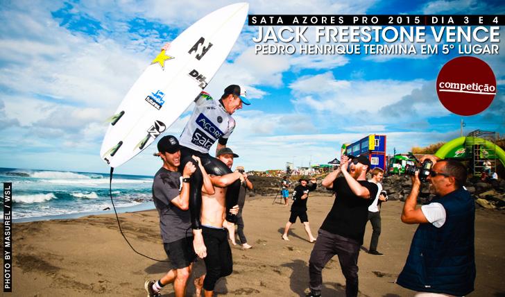 27353Jack Freestone vence Sata Azores Pro | Dia 4