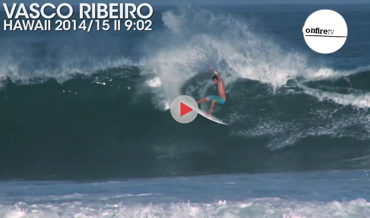 27087Vasco Ribeiro | Hawaii 2014/15 || 9:01
