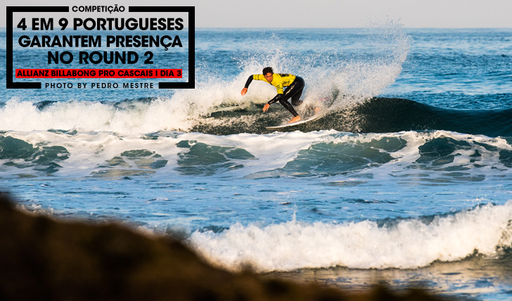 274444 portugueses no round 2 do Allianz Billabong Pro Cascais | Dia 3
