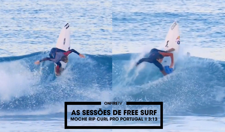 28275As sessões de Free Surf do MOCHE Rip Curl Pro || 3:13