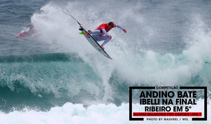 27538Kolohe Andino vence Allianz Billabong Pro Cascais | Ribeiro em 5º lugar