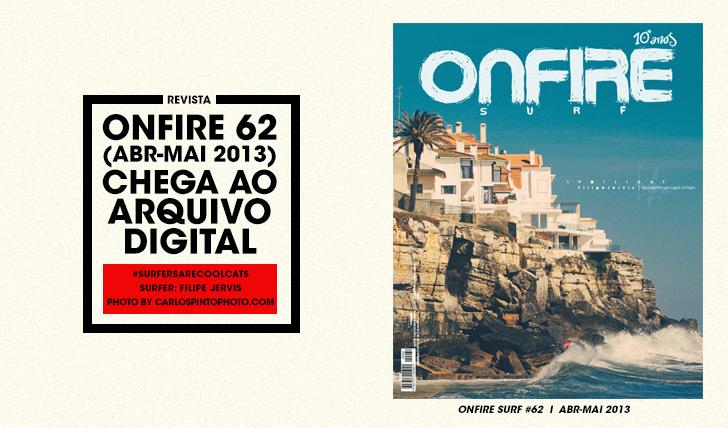 27567ONFIRE 62 | Abr-Mai 2013 || 84 pág.