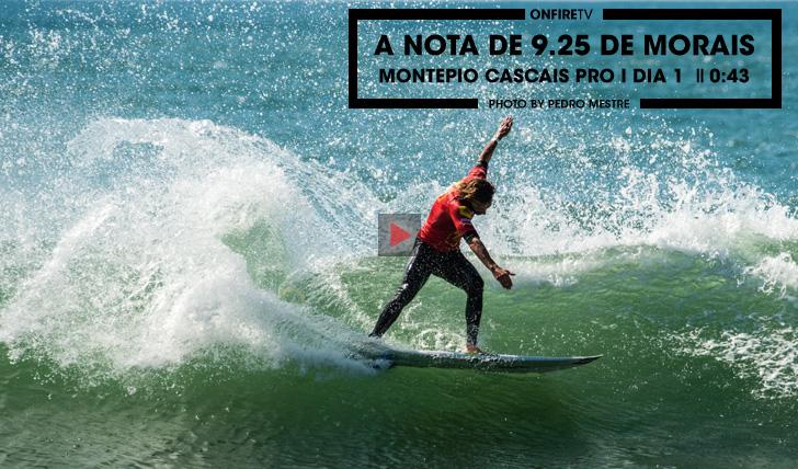 27661A nota de 9.25 de Frederico Morais no Montepio Cascais Pro || 0:43