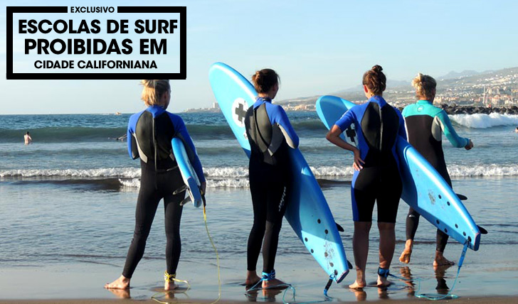 28616Escolas de surf proibidas em cidade californiana