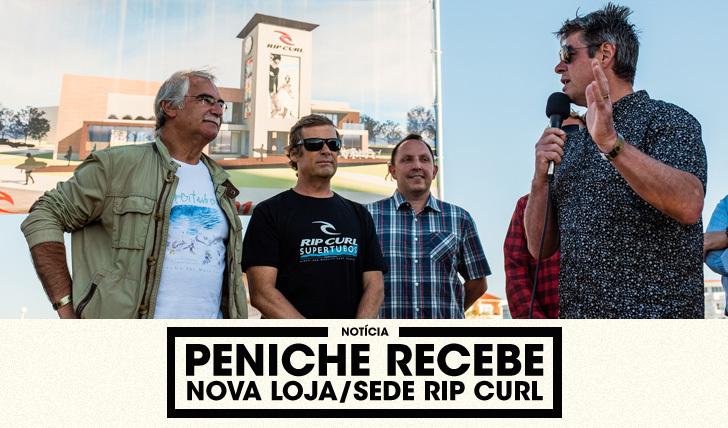 PENICHE-RECEBE-NOVA-LOJA-RIP-CURL
