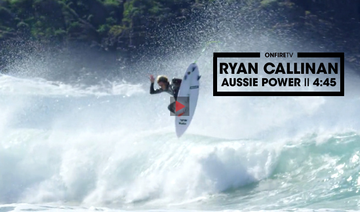 28667Ryan Callinan | Aussie Power || 4:45