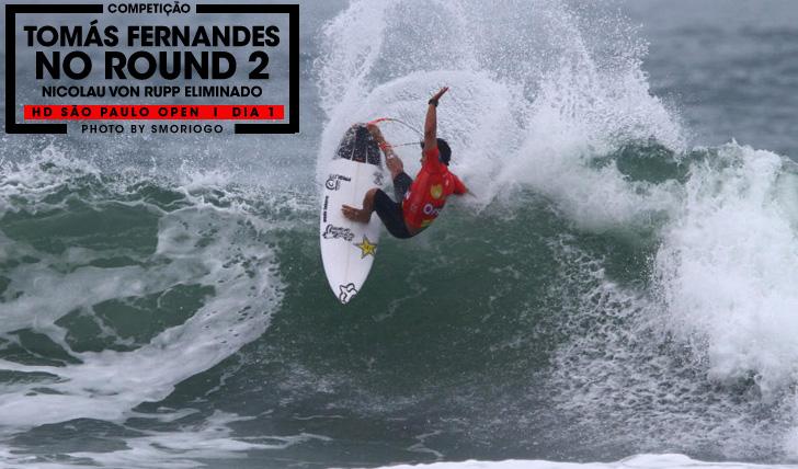 28447Tomás Fernandes no round 2 do HD São Paulo Open | Dia 1