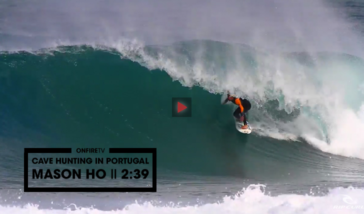 28781Mason Ho | Cave hunting in Portugal by Rip Curl || 2:39