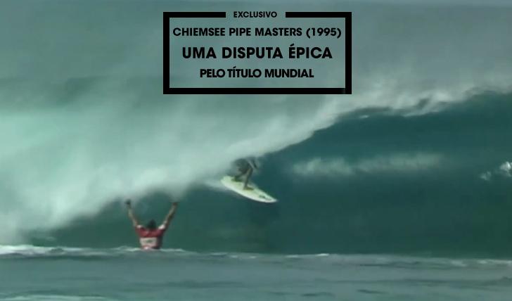 29077Chiemsee Pipe Masters de 1995 | Uma disputa épica pelo título