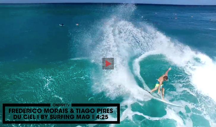 29125Du Ciel | Morais, Pires e cia no Havai (de drone) || 4:25